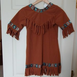 Other - Pocoahontas Costume size 10
